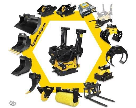 Engcon equipment