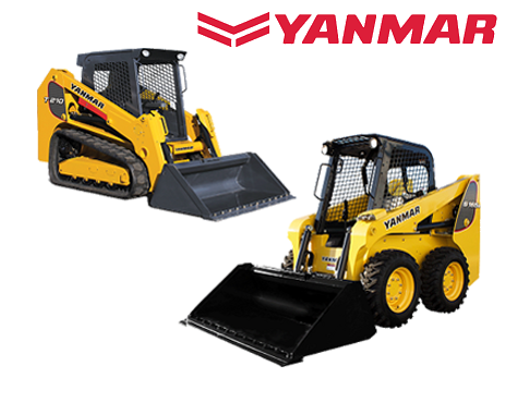Yanmar Skid Steer Loaders